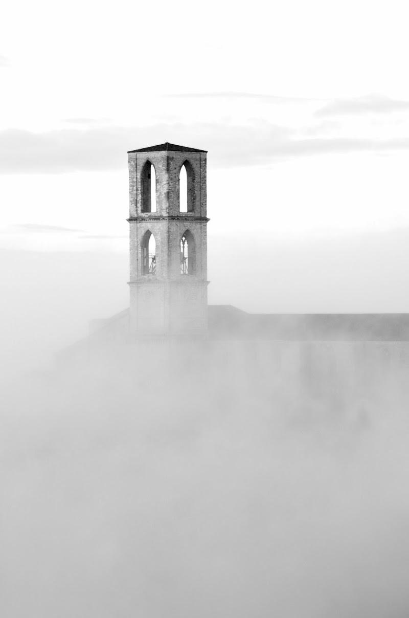 Il campanile di Migliu