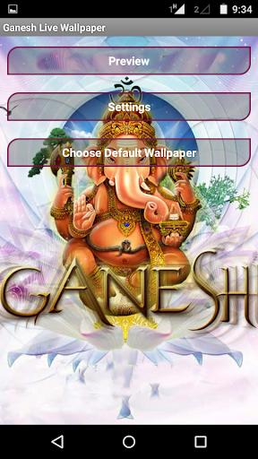 Ganesh Animated Live Wallpaper