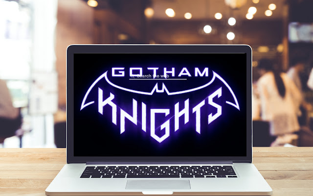 Gotham Knights HD Wallpapers Game Theme
