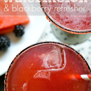 Watermelon Berry Juice Recipes