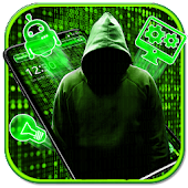 Secret Hacker Theme Android APK Download Free By Fancy Theme Palace