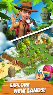 Funky Bay – Farm & Adventure game 3