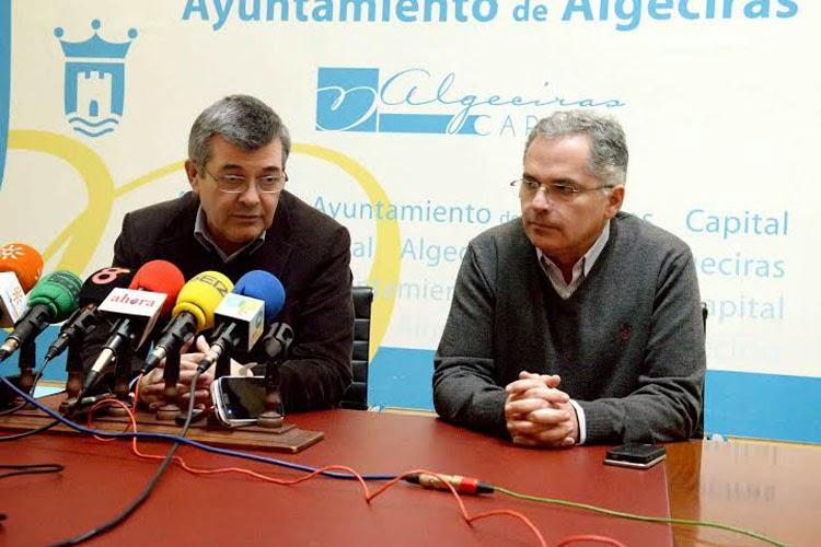 Muñoz, ha explicado que el asunto de Luis Ángel Fernández y la estiba en nada afecta a la gestión política municipal