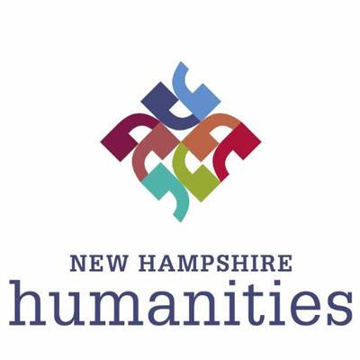 NH humanities council logos