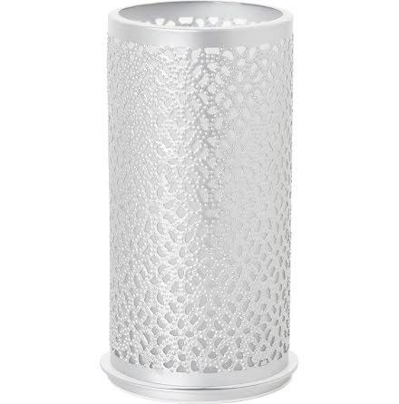 Ljushållare metall silver