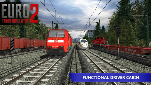 Euro Train Simulator 2 1.0.9.6 screenshots 2