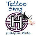 Tattoo Swag Halcyon