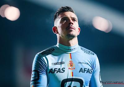"""Yannick Thoelen regrette la défaite face à Ostende : """"Ce match, nous n'aurions pas dû le perdre"""""""