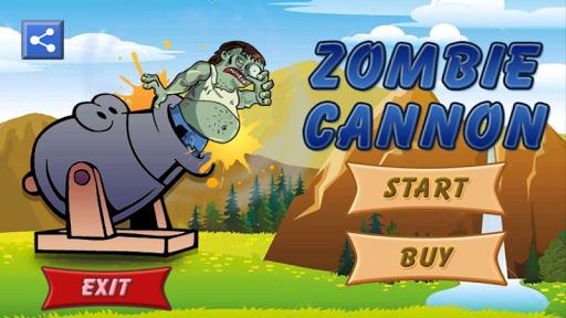 zombie cannon