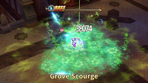 Sacred Sword Princesses screenshot 5