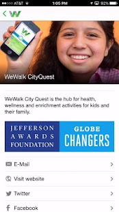 WeWalk City Quest- screenshot thumbnail