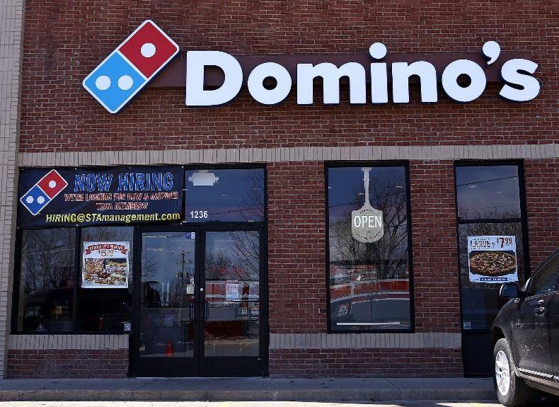 Does Domino's Pizza Have Wifi?