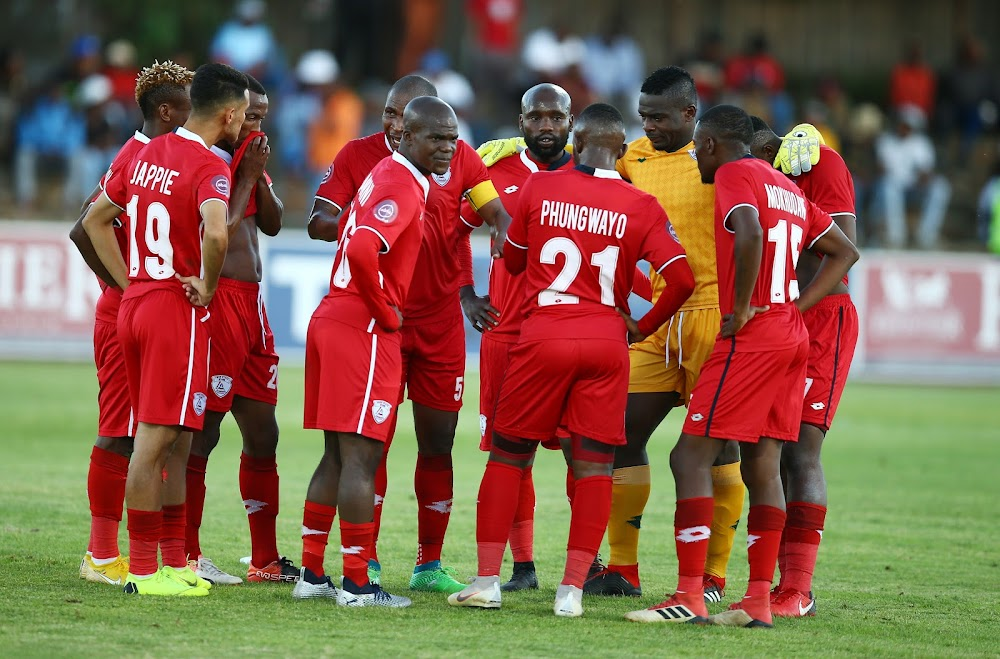 Thabo Matlaba played for Free State Stars the last time they beat Sundowns