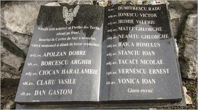 Photo: Turda - Piata Republicii la intersectie cu Piata 1 Decembrie 1918 - Monumentul Aviatorilor - 2019.03.11