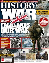 History of War Magazine: Heroes battles & weapons from Ancient Rome to World War 2