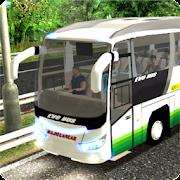 Livery Bus Maju Lancar