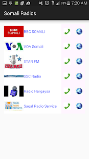 Somali Radio Stations screenshot