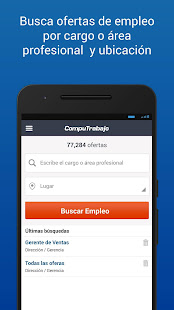 App CompuTrabajo Ofertas de Empleo APK for Windows Phone