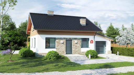 projekt Dom przy Imbirowej 5 N
