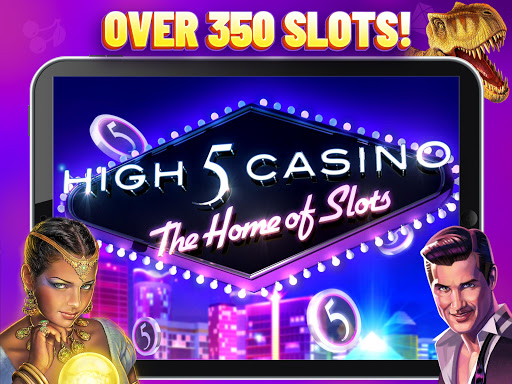 High 5 Casino: The Home of Fun & Free Vegas Slots  screenshots 8