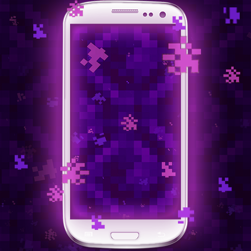 Nether Portal Live Wallpaper Apps On Google Play