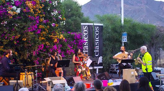 Clásicos en el Parque inaugura sus conciertos