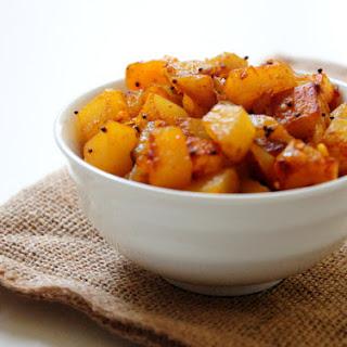 Basic Indian Potato Roast