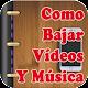 Como Bajar Videos y Musica al Celular Free Download on Windows