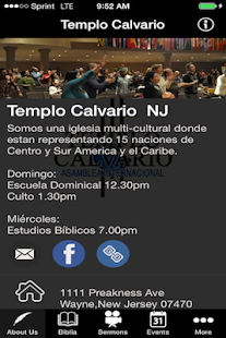 Templo Calvario Nj - náhled