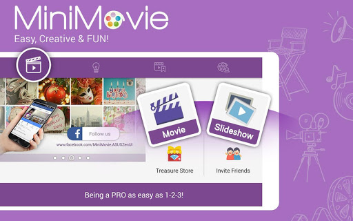 MiniMovie - Free Video and Slideshow Editor screenshot 10