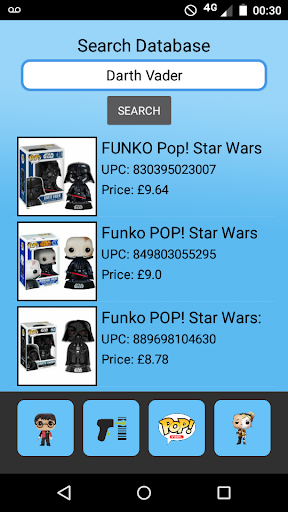 Pop Vinyl Collectors Handbook screenshot