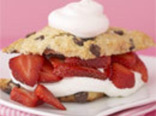Chocolate Chip Strawberry Shortcake Recipe