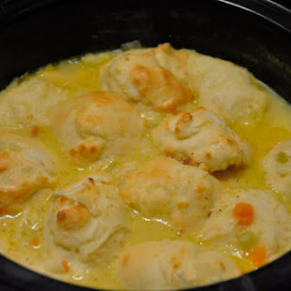 Crock Pot Chicken Dumplings Recipes.
