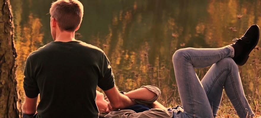 Para w lesie związek z narcyzem
