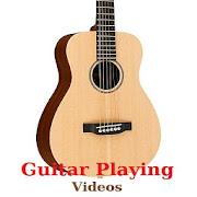 Guitar learning videos tutorials
