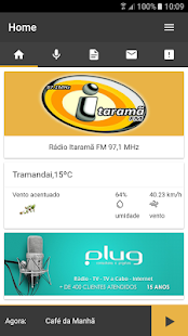 Radio Itarama- screenshot thumbnail