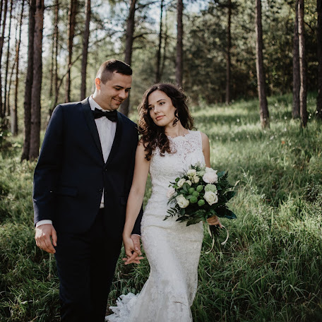 Wedding photographer Aleksandra Dobrowolska (moosewedding). Photo of 09.03.2018