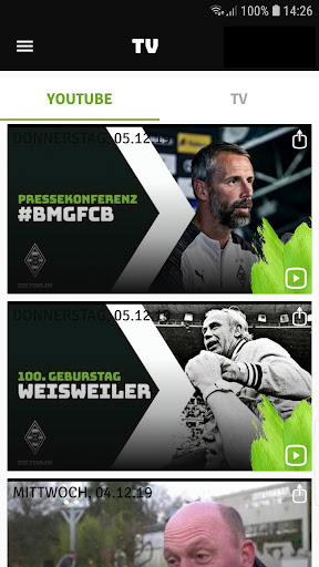 FohlenApp screenshot 5