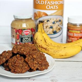 Baby Banana Cookies