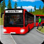 Metro Bus Games Real Metro Sim Icon