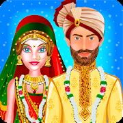 Indian Bride Wedding Makeover: Bridal Fashion Doll APK Descargar