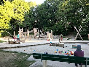 Parque infantil - Spielplatz Fideliopark