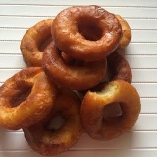 Honey Glazed Doughnuts.