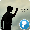 Nike Golf JUST DO IT theme icon