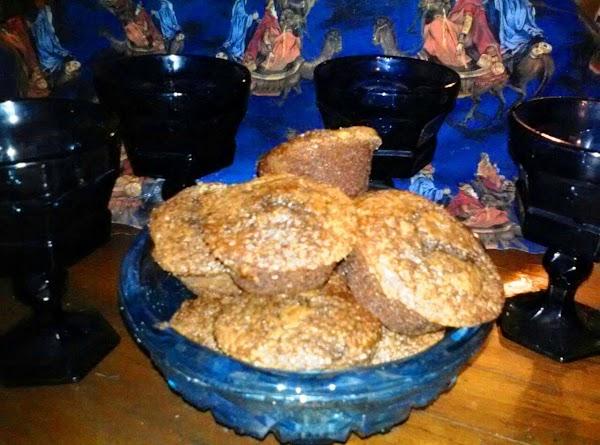 Chocolate Gingerbread Cranberry Lemon Muffins Recipe