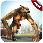 The Angry Wolf Simulator : Werewolf Games