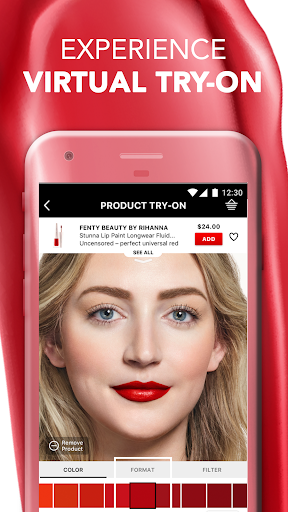 Sephora: Skin Care, Beauty Makeup & Fragrance Shop  screenshots 1