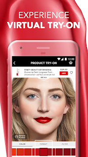 Sephora: Skin Care, Beauty Makeup & Fragrance Shop Screenshot