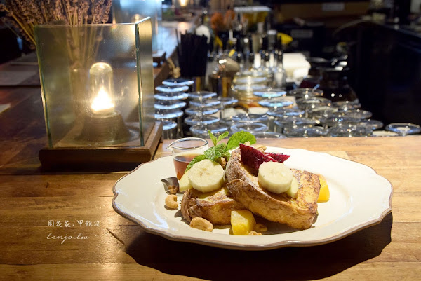 333 Restaurant & Bar 松露薯條、沙拉吧吃到飽!早午餐只要280元起