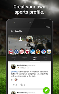 SportsYapper- screenshot thumbnail